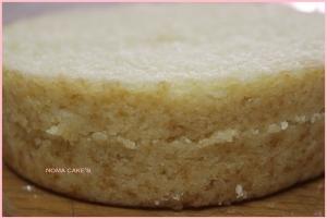 bizcocho basico cake