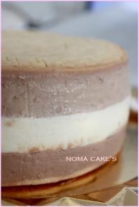 tarta galleta maria gigante 3 chocolates