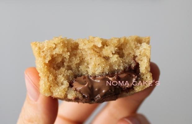 pastelitos almendra nutella nocilla nomayakis