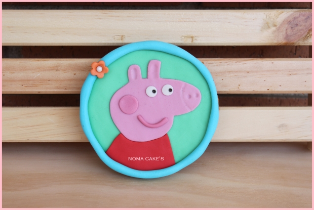 Galleta Peppa Pig