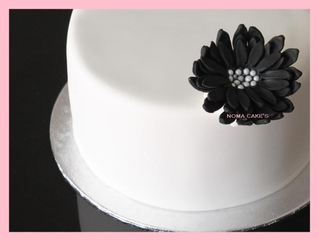 tarta bordes perfectos flor