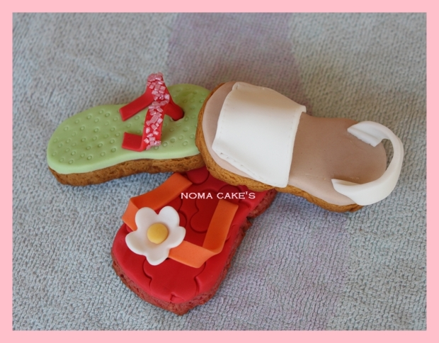 galletas chanclas y abarcas