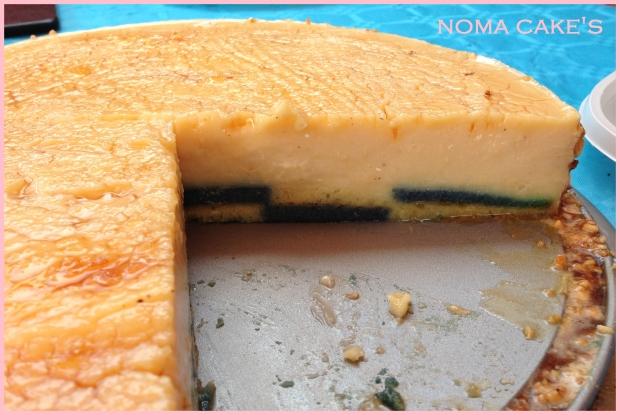 receta tarta crema catalana