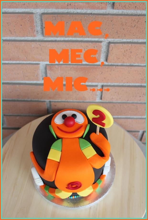 tarta cake mic