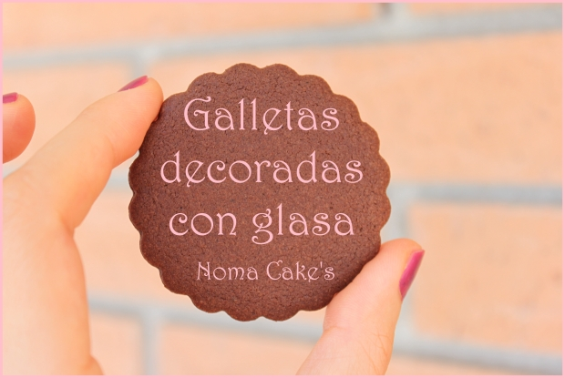 galletas glasa cookies