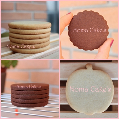galletas cookies glasa