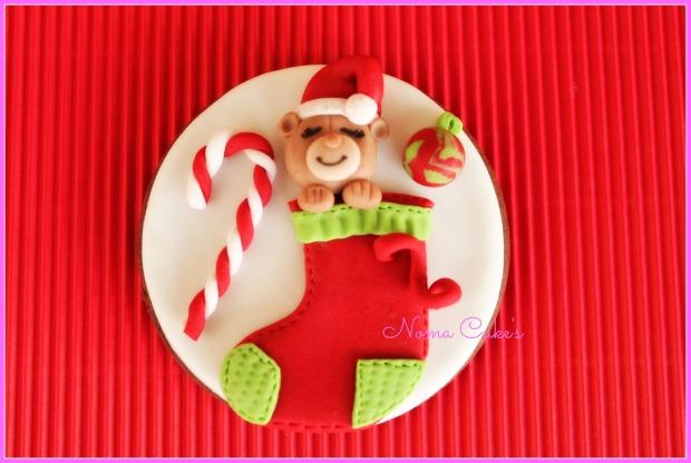 taller galletas navidad relieve