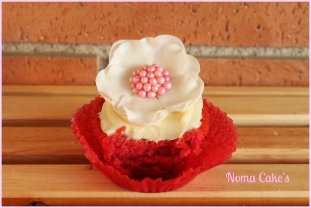 3 cupcakes para un ganache (3)