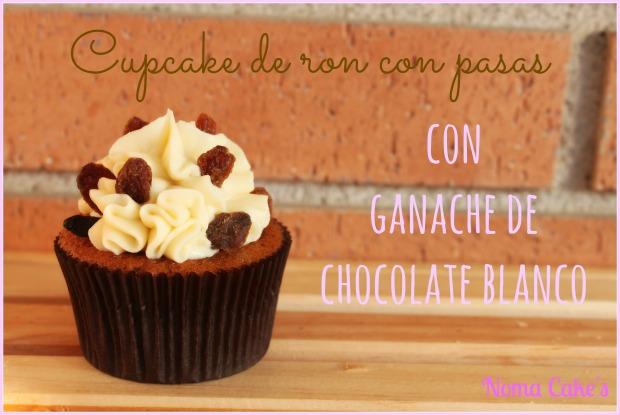 3 cupcakes para un ganache (4)