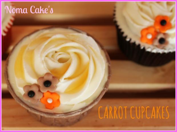 carrot cupcakes zanahoria queso