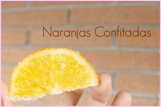 naranja confitada roscon reyes