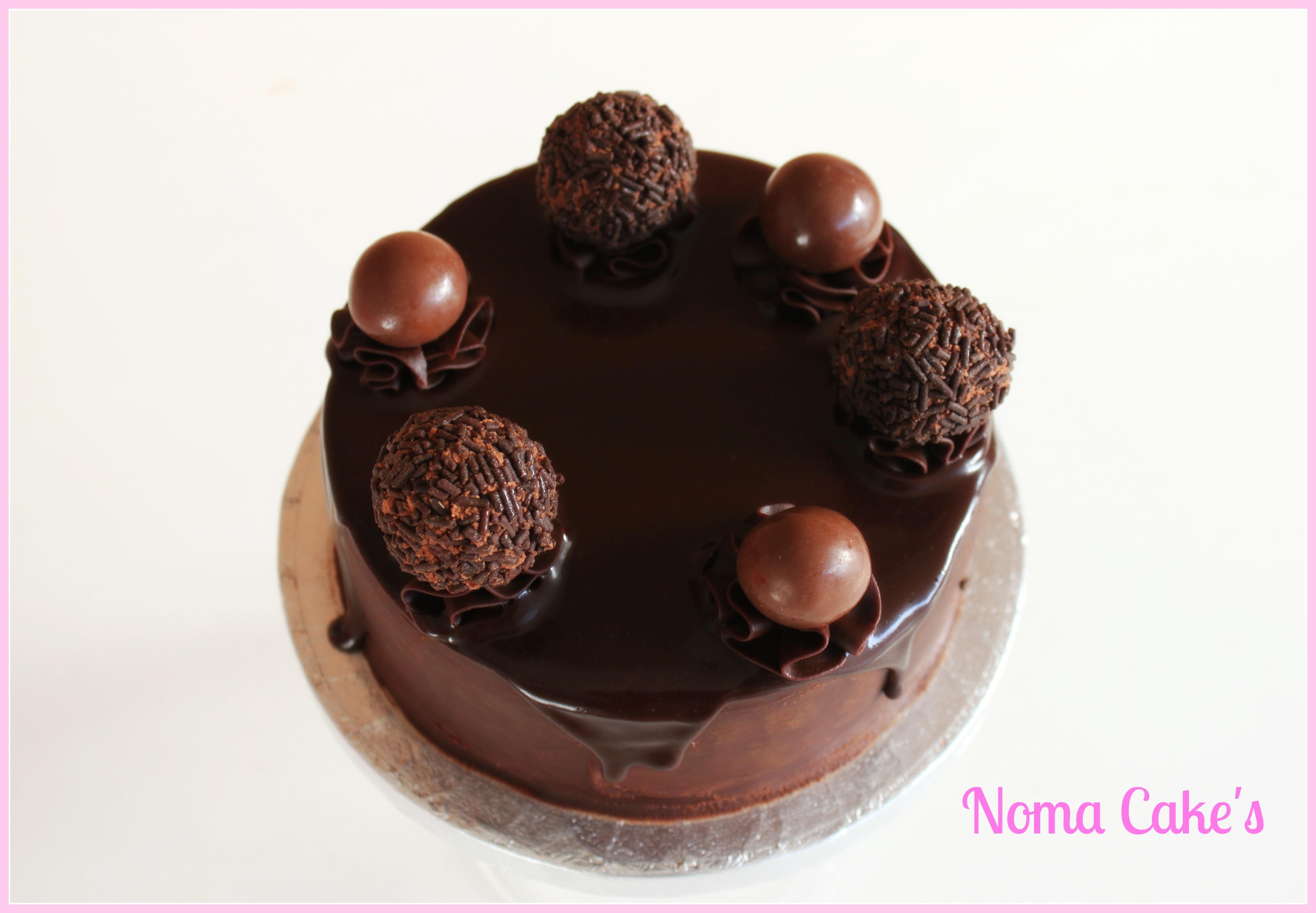 Baño Chocolate Blanco Para Tartas:tarta chocolate negro