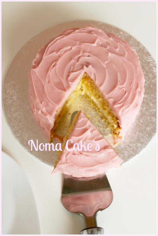 tarta pantera rosa cake pink panter