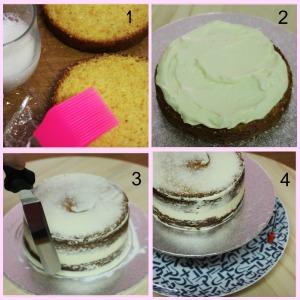 pantera rosa tarta