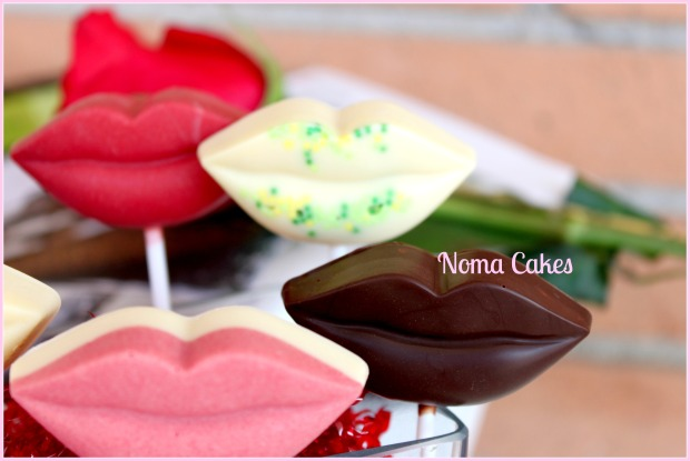 besos chocolate pop kiss lekue