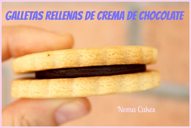 galletas principe mega gigantes crema de cacao rellenas chocolate