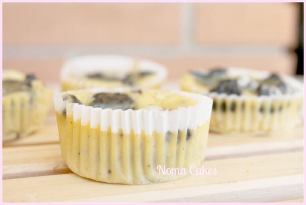 cupcakes oreo cheesecake