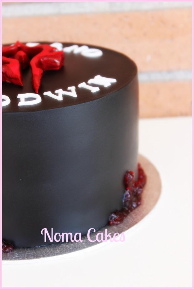 tarta simbolo horda cake simbol