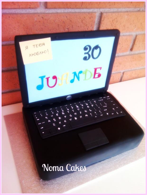 tarta portatil PC