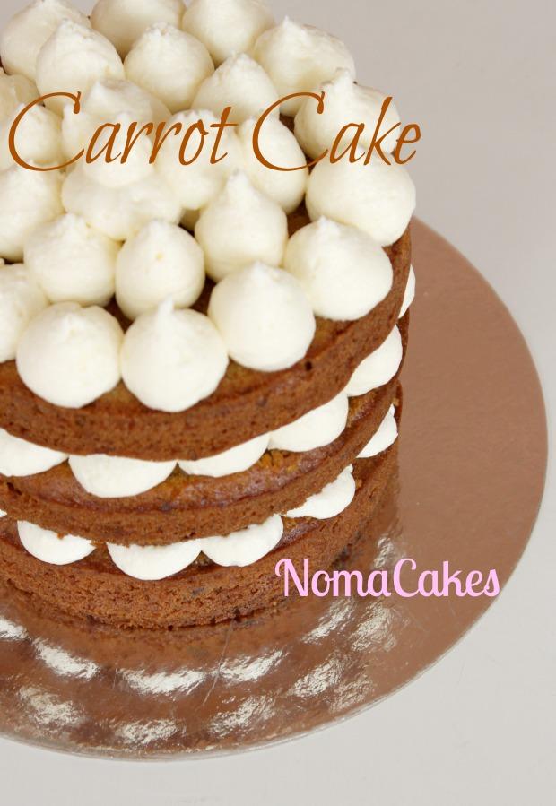 carrot cake tarta zanahoria