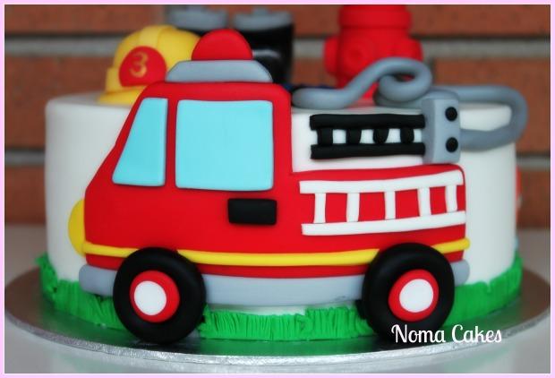 tarta bomberos