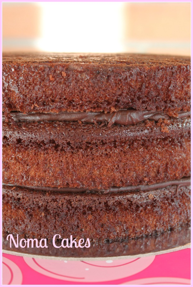 bizcocho chocolate extremo