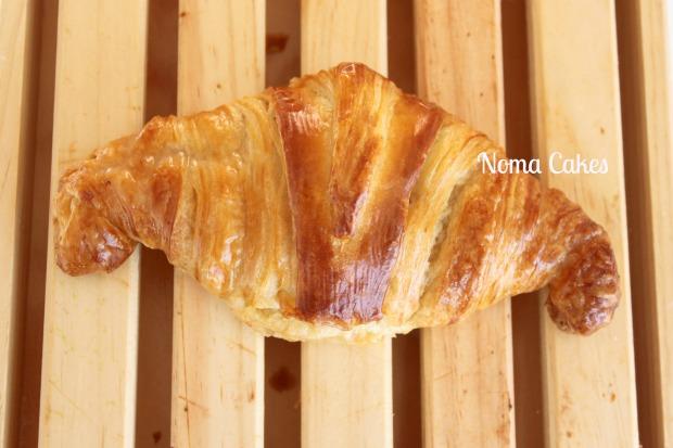 croissants napolitanas hojaldre fermentado