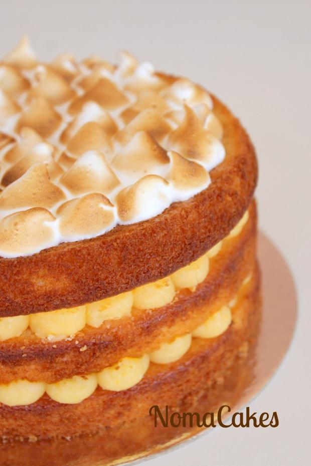tarta limon merengue italiano lemon curd