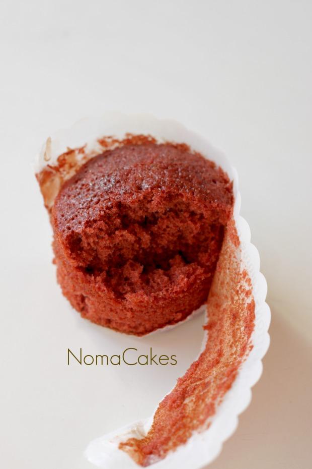 red velvet cake receta tarta bizcocho cupcakes