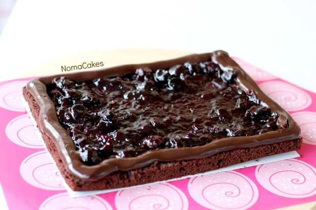 tarta revista magazine cake