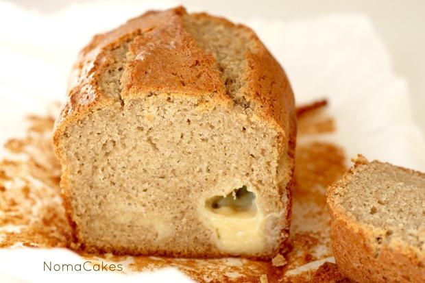 bizcocho sin gluten relleno sin lacteos